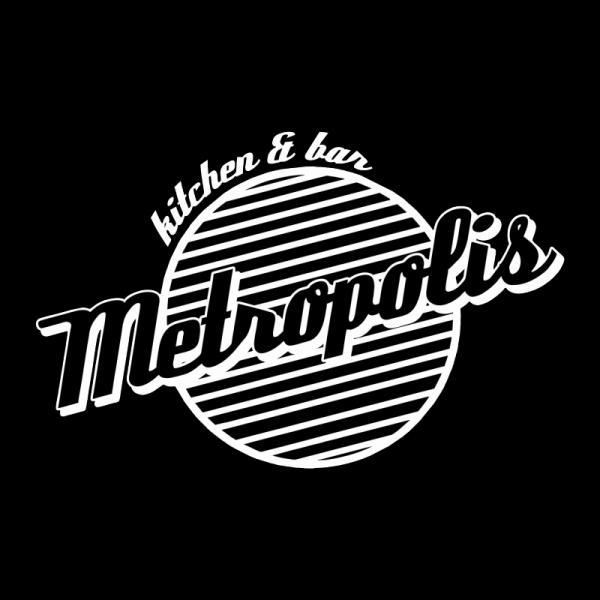 Логотип площадки Metropolis Kitchen & Bar
